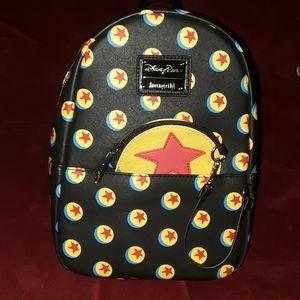 Disney Pixar Luxo ball backpack